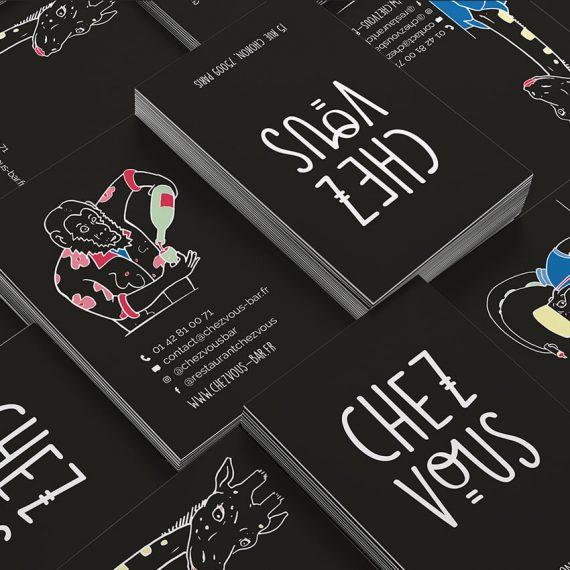 Ollie Agence Communication Créative Food Chez Vous 1