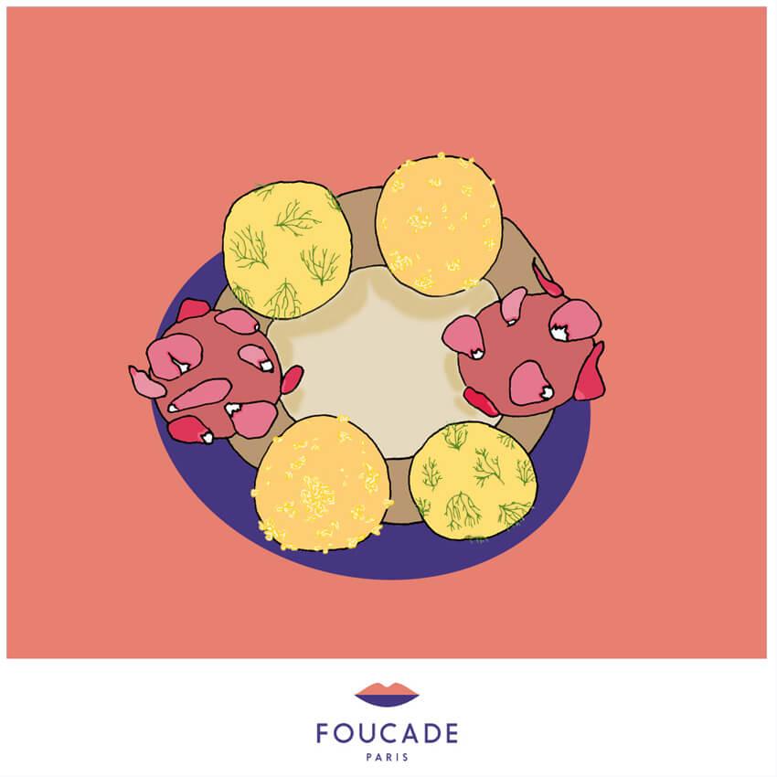 Ollie Agence Communication Créative Food Foucade Paris 1
